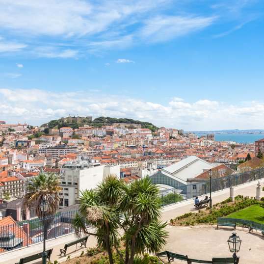 Come to visit Lisbon, the most trendy city of the moment
