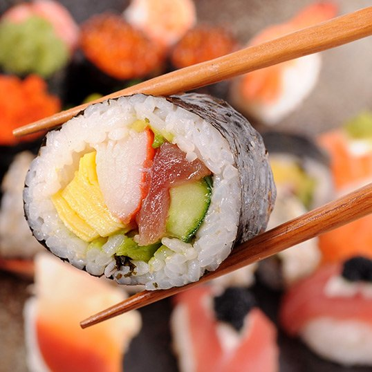 Where to eat a good sushi in Lisbon?