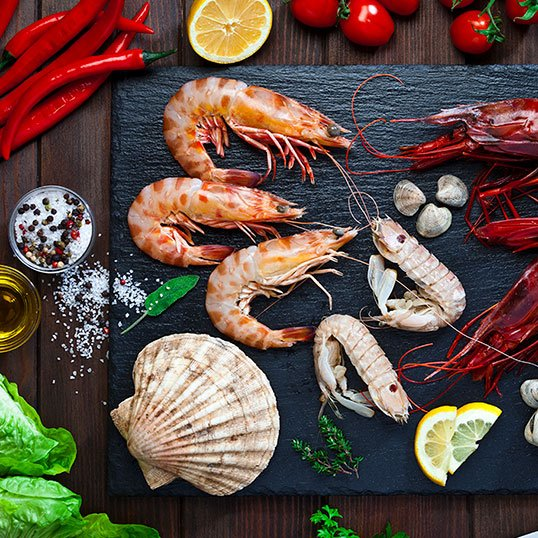 The most famous seafood restaurants in Lisbon