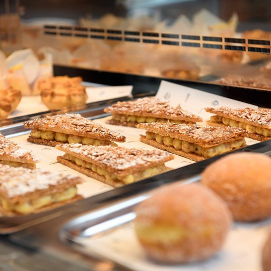 Pastries shops in Lisbon: Jesuita